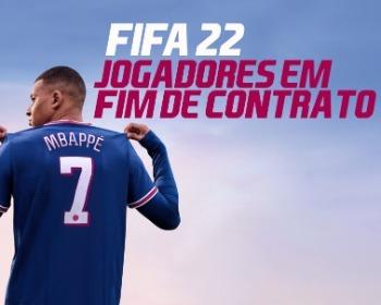 FIFA 22: os melhores jogadores em fim de contrato no Modo Carreira