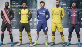FIFA 20: conheça os 20 jogadores mais altos