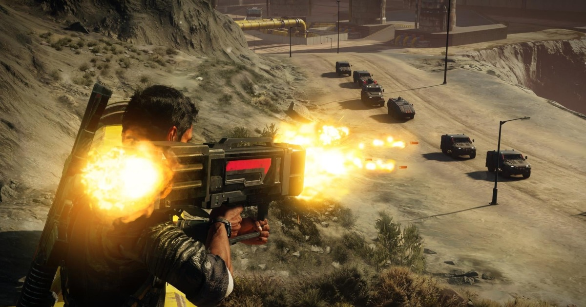 just cause 2 free download for pc