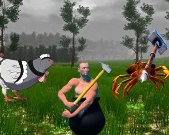 Os 10 jogos mais estranhos e engraçados para PC!
