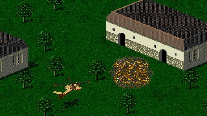 Jungle Strike Mega Drive