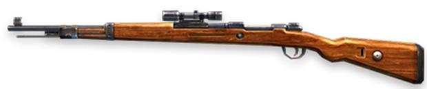 kar98k Sniper Free Fire
