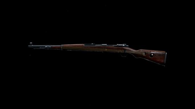 Mejores armas Call of Duty Warzone - Kar98k