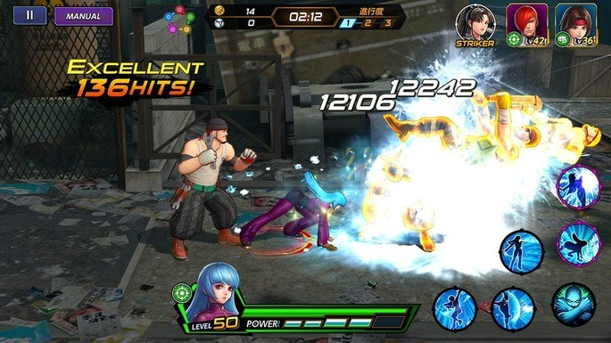 King of Fighters iPhone