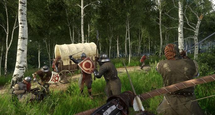 Kingdom Come Deliverance - Jogos de escolhas