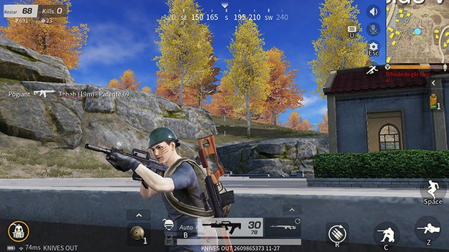 Knives Out Sniper Ops