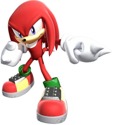 knucles sonic