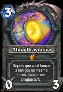 Alma Dragônica - Hearthstone