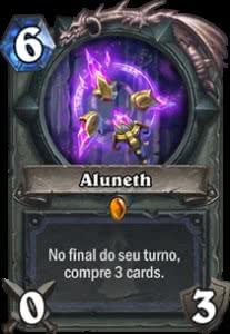Aluneth - Hearthstone