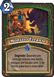 Monstro Errante - Hearthstone