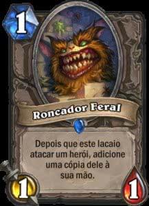 Roncador Feral - Hearthstone