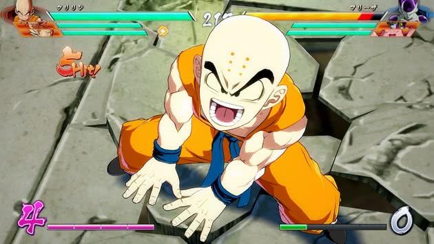 Kuririn - Dragon Ball Fighter Z