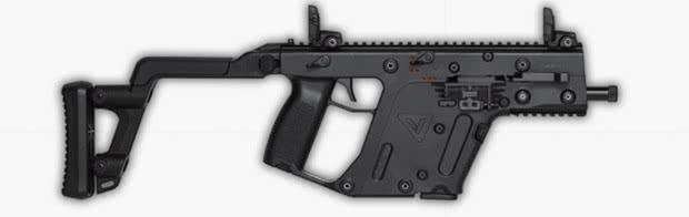 Vector - Melhores armas PUBG