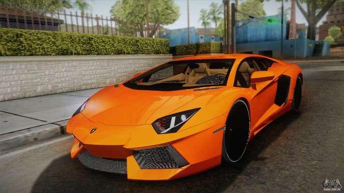 Lamborghini GTA SA carros