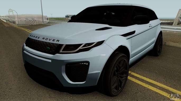 Land Rover GTA SA carros