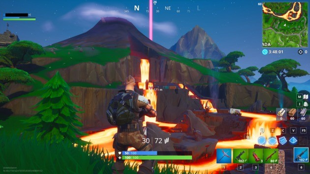Lava - Fortnite