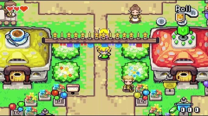 Legend of Zelda The Minish Cap