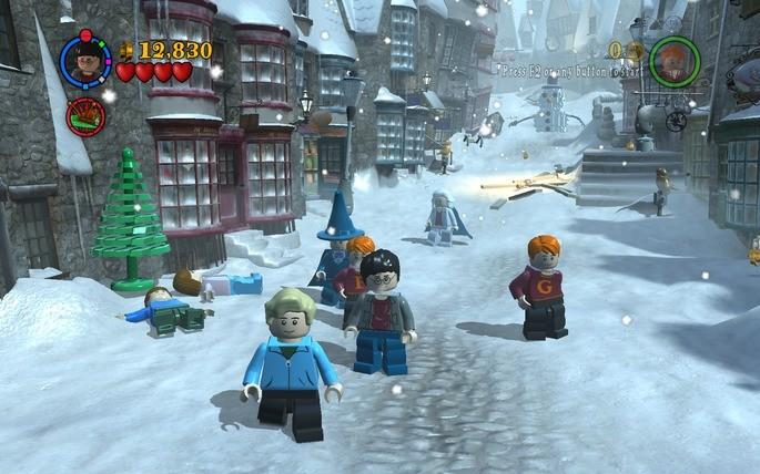 Lego Harry Potter - Years 1.4