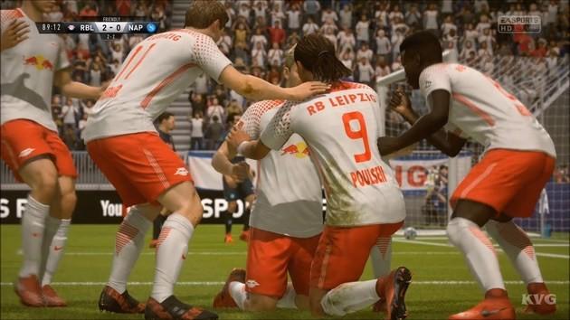 RB Leipzig Modo Carreira - FIFA 18
