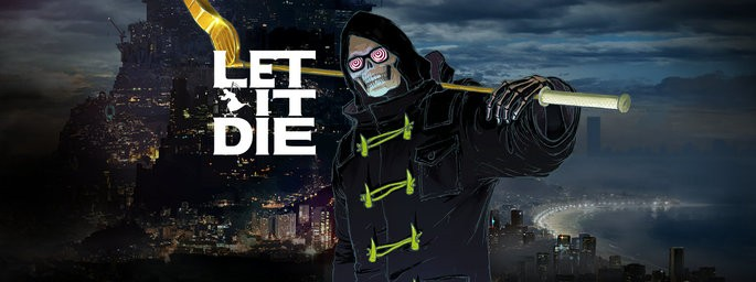Let it die PS4