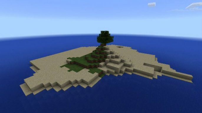 Ilha deserta seed