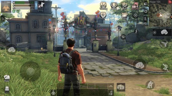 Melhores jogos de sobrevivência para Android
