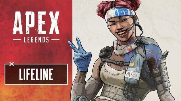 Lifeline - Apex Legends
