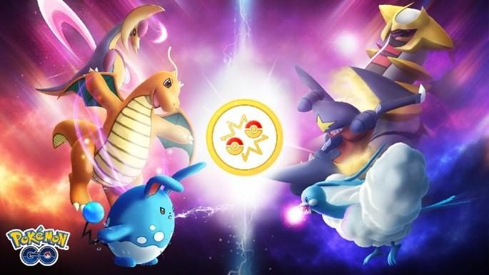 Liga de Batalha - Pokemon GO