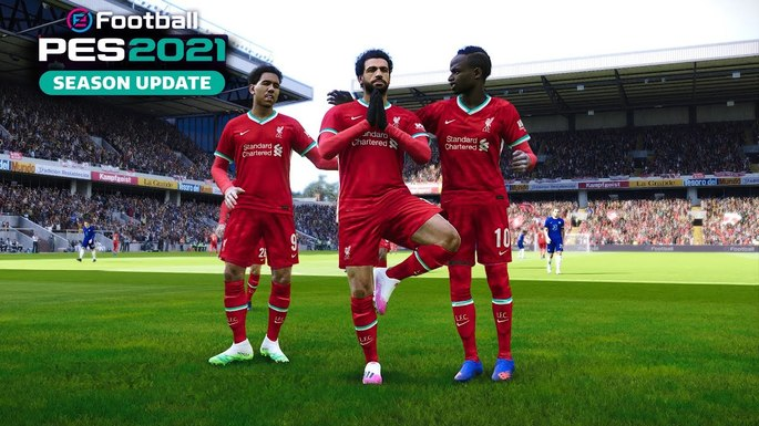 Liverpool pes2021