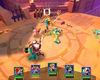 Como mandar bem nos torneios do Coliseu de Lords Mobile