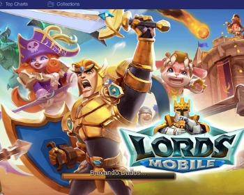 Lords Mobile: saiba como jogar no PC
