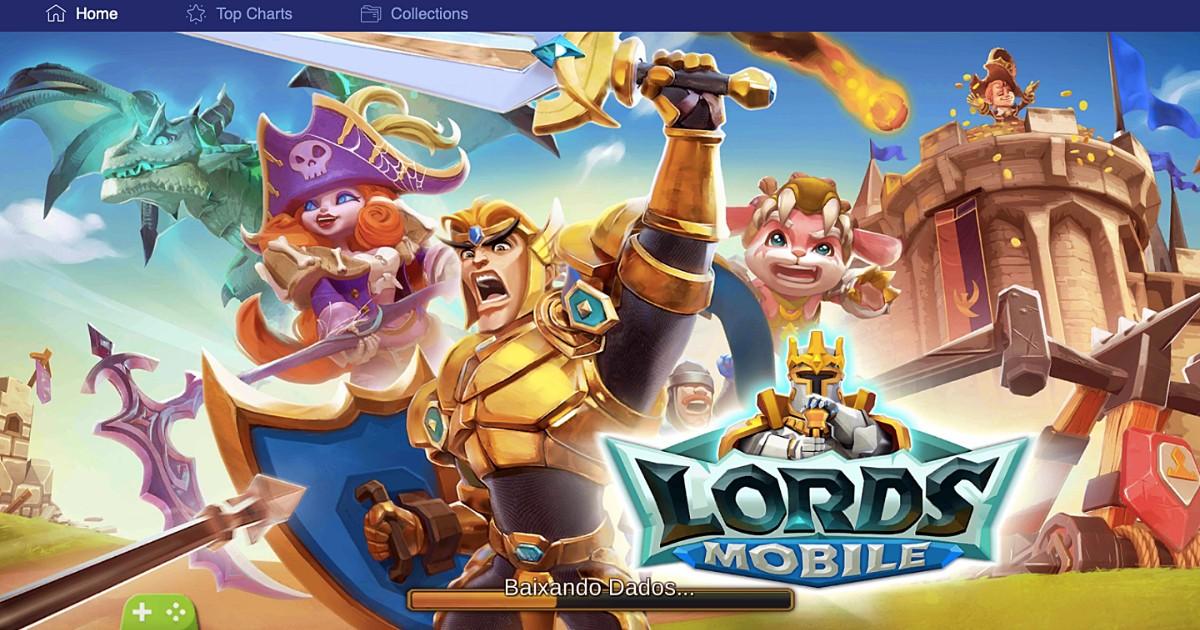 Jogar Pubg Mobile No Pc Com O Emulador De Android Bluestacks: Lords Mobile: Saiba Como Jogar No PC