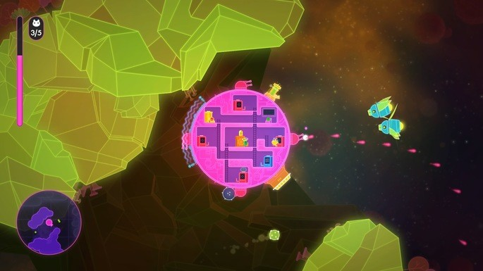Lovers in a Dangerous Spacetime PC