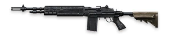 M14 DMR Free Fire