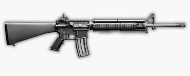 M16A4 AR PUBG