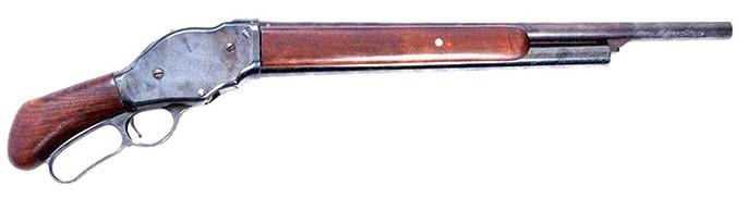 m1887 escopeta free fire