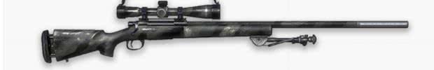 M24 - Melhores armas PUBG