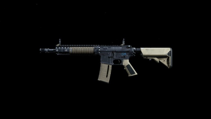 Mejores armas Call of Duty Warzone - M4A1