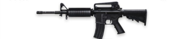 M4a1 Espingarda Automática FFB