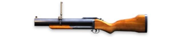 Lança Granada M79 Free Fire