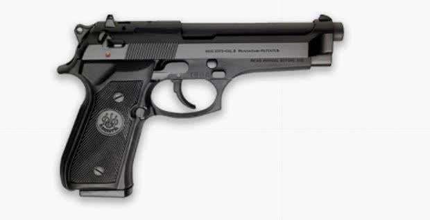 p92 pistola pubg