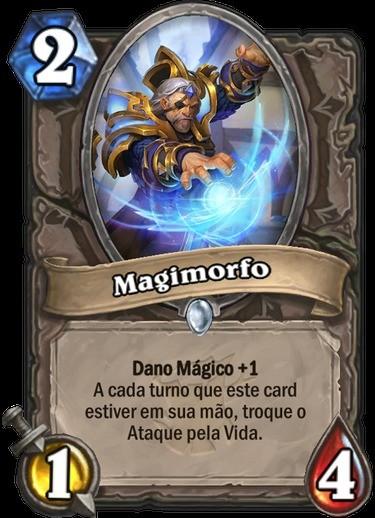 Magimorfo - Hearthstone