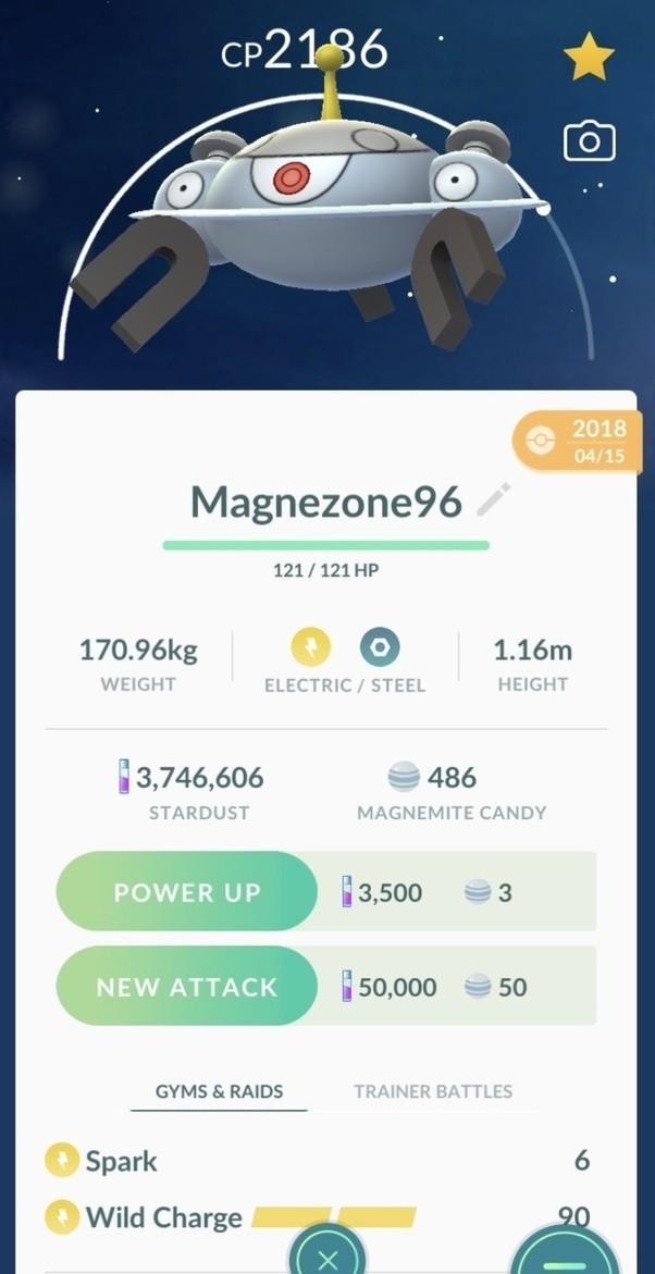 Magnezone - Pokémon GO