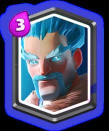Mago de Gelo - Clash Royale