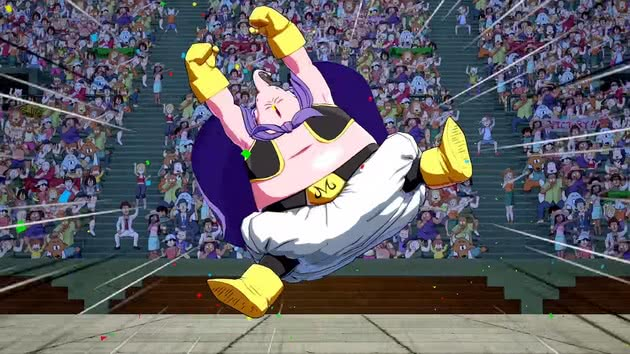 Majin Boo - Dragon Ball Fighter Z