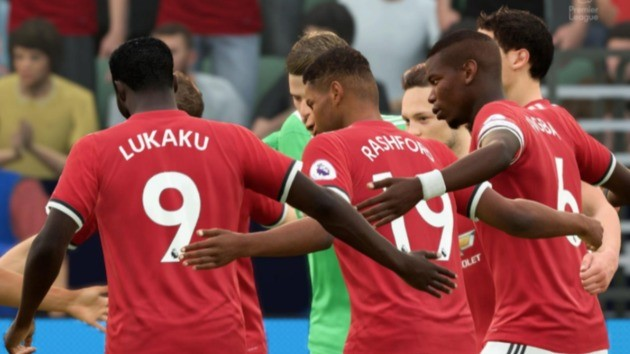 Manchester Utd - FIFA 18