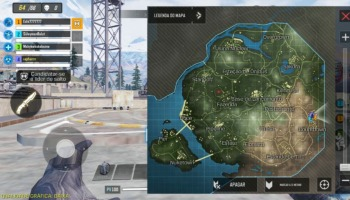 Saiba onde fazer loot no battle royale de Call of Duty Mobile!