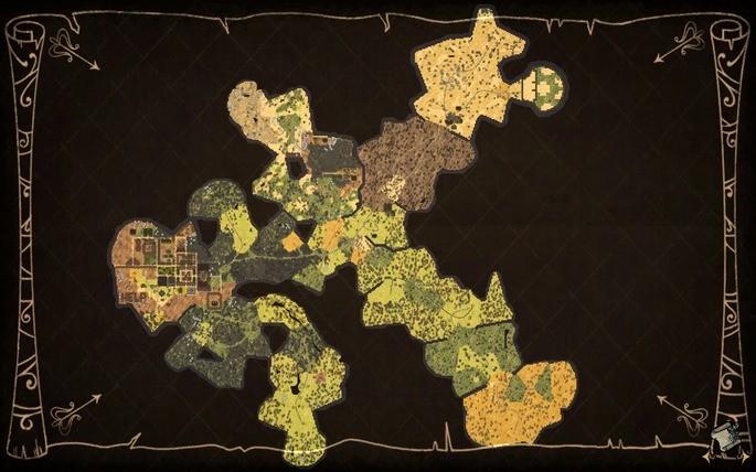 Mapa - DST