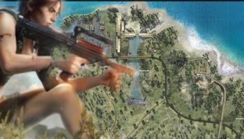Conheça o mapa Bermuda e saiba onde fazer loot em Free Fire!
