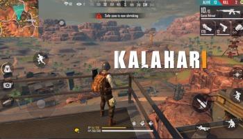 Kalahari: guia do mapa de Free Fire e os melhores lugares para cair